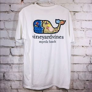 Vineyard vines myrtle beach rare NWT medium